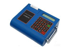 yazılcılı portatif ultrasonik debimetre